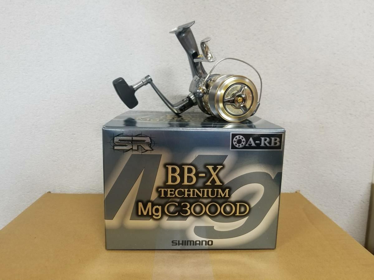 シマノ BB-X テクニュウム MGc3000D