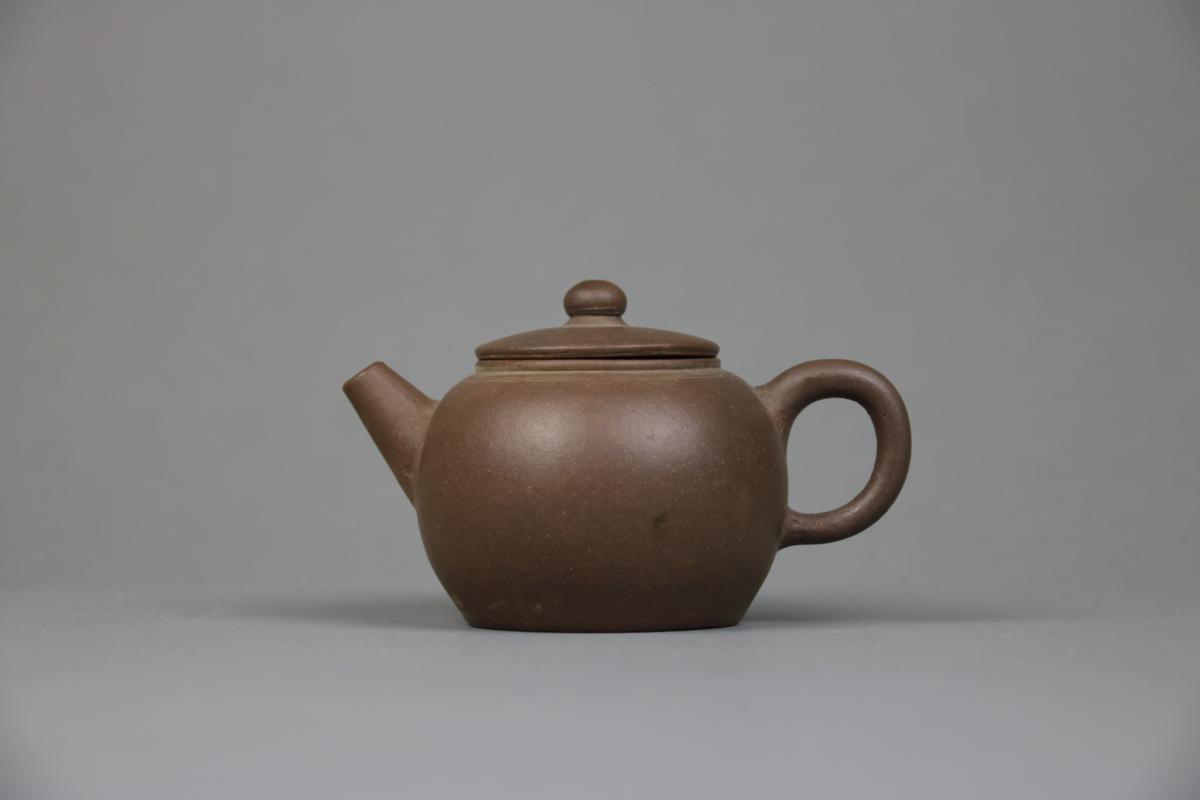 【KEI】古い中国朱泥急須(煎茶道具)②B8
