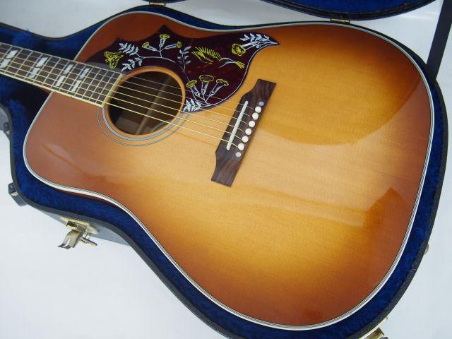 Gibson ギブソン Hummingbird アコースティックギター ■ 516AE-3
