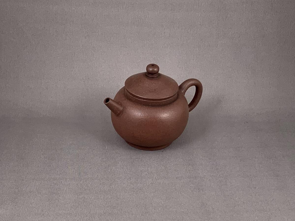 中国朱泥 急須 煎茶道具