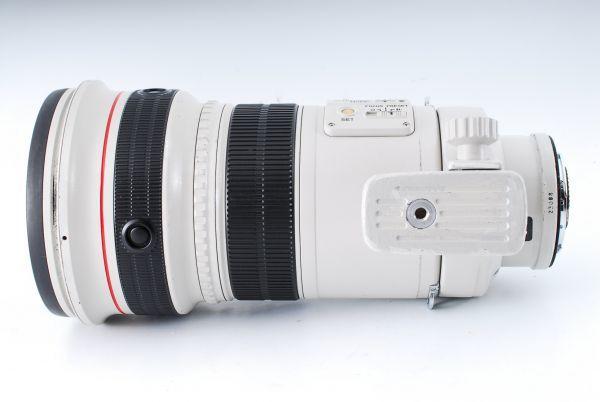 ★極上品★Canon EF300mm f2.8 L IS USM キヤノン 三脚座 専用ケース 付属品多数 IS付き♯79