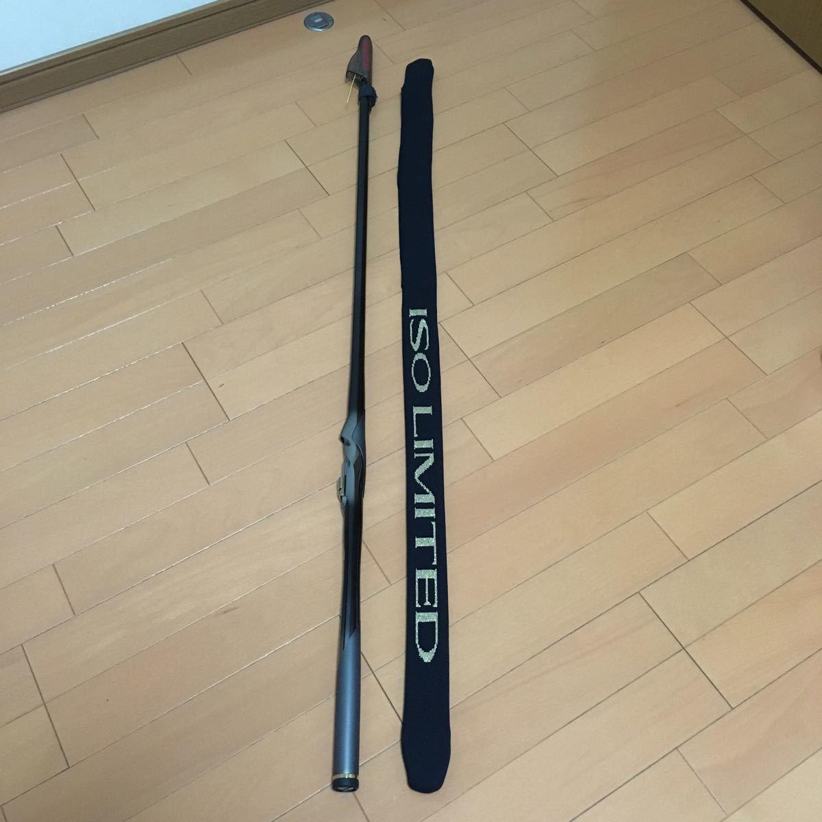 シマノ 09 イソリミテッド 1.5-53 マイティブロウ 展示保管品