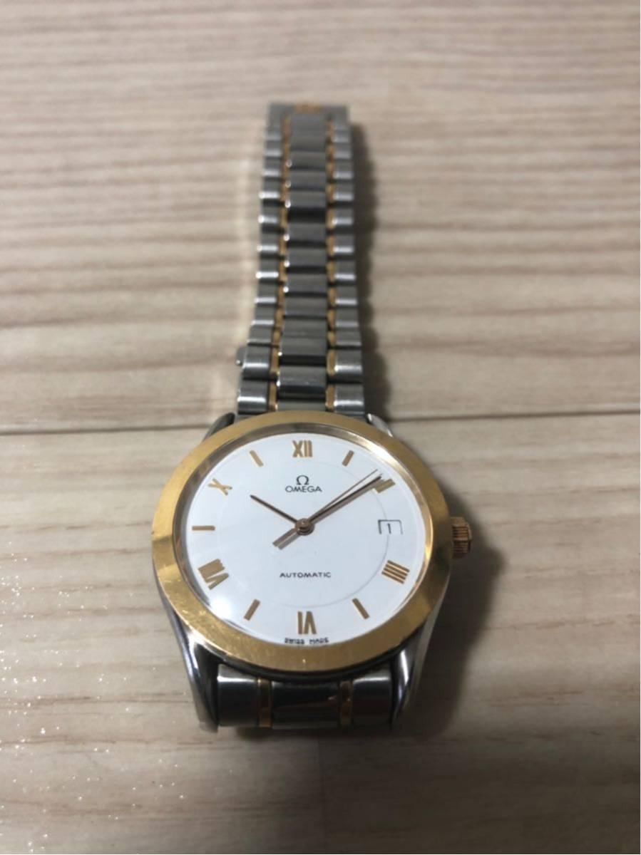 中古 OMEGA オメガ メンズ 腕時計 自動巻き MAISON FONDEE EN 1848[ec11]