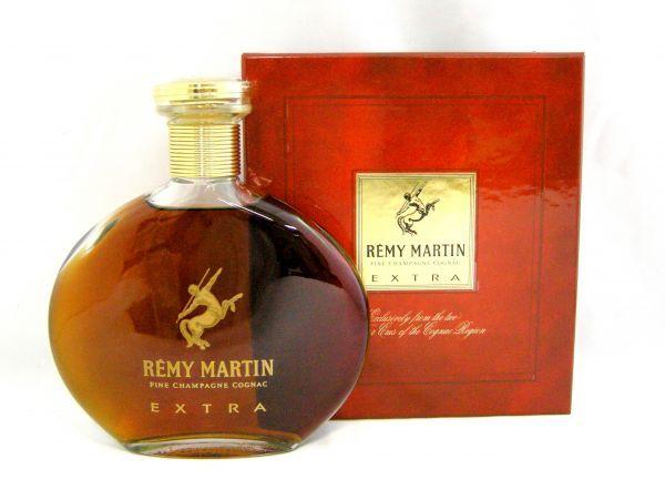 1000円~ 酒 REMY MARTIN EXTRA レミーマルタン エクストラ 350ml 40% 未開栓 箱付 G897