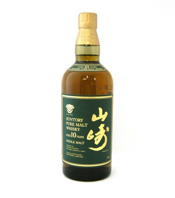 1000円~ 酒 SUNTORY サントリー 山崎 10年 700ml 40% 未開栓 J845