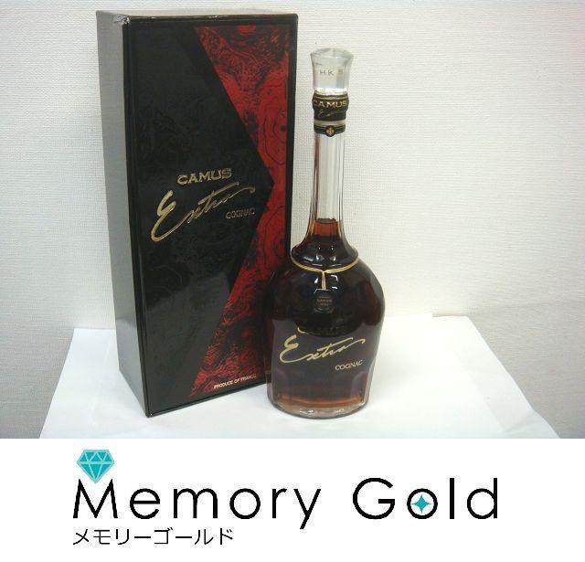 ♪洋酒 CAMUS EXTRA エクストラ ブランデー 700ml 40% 箱あり 1円 売り切り A41076