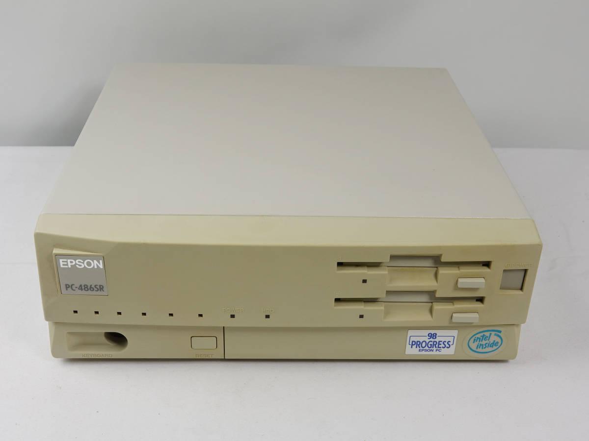 EPSON PC-486SR 本体のみ ジャンク
