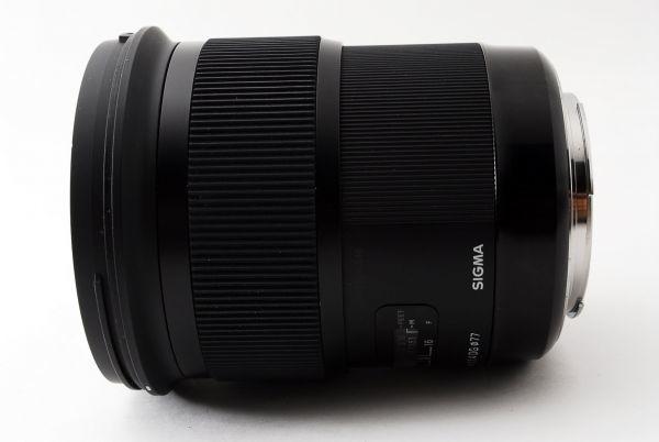 a1117★SIGMA シグマ Art 50mm F1.4 DG HSM キヤノン canon