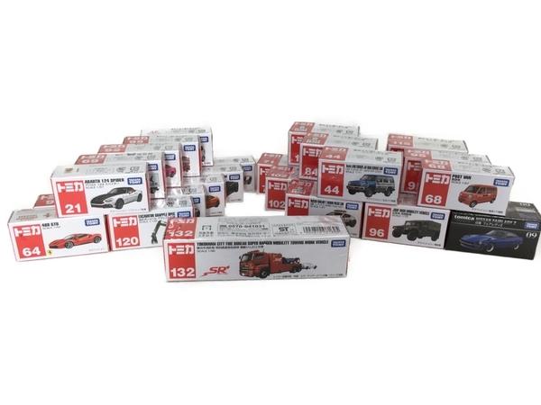 未使用 トミカ 29点 自動車 おもちゃ ホビー まとめ 売り S4200861