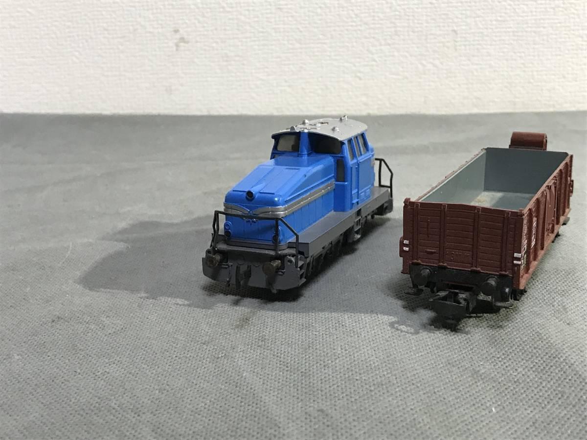 9#C3a/3186 Marklin メルクリン 鉄道模型 機関車 貨物車 2点セット  現状/未確認 定形外500