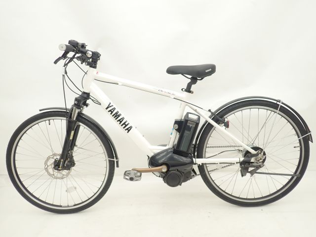 YAMAHA 電動アシスト自転車 PAS BRACE PA26B 26型 ヤマハ パス ブレイス ▽ 58655-1