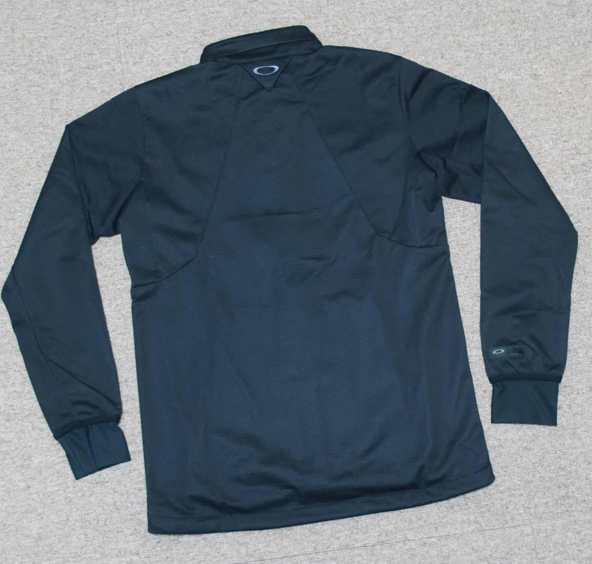 M / OAKLEY GOLF(オークリー ゴルフ) Skull Bonded Wind Jacket 3D Pants スカル セットアップ上下セット /412636JP 422505JP-02E